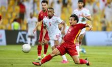 Trần Minh Vương: 'Hoà UAE thì đẹp biết bao'
