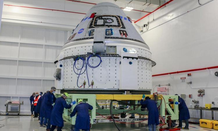 Boeing sẽ thử nghiệm phóng tàu vũ trụ cuối tháng 7