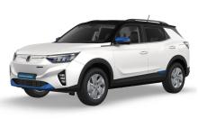 SsangYong sắp ra mắt ôtô điện đầu tiên