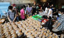 Nấu 2.000 suất ăn mỗi ngày cho người nghèo ở Sài Gòn