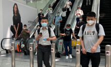 Sân bay Thâm Quyến hủy hơn 400 chuyến bay vì một ca nCoV