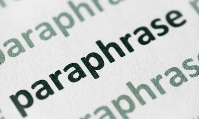 Các website cung cấp công cụ Paraphrasing miễn phí - VnExpress