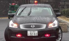 Cách cảnh sát Nhật ngụy trang ôtô để bắt tài xế vi phạm