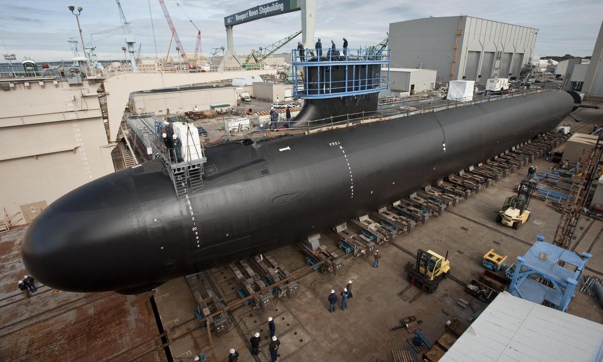 Linh kiện tàu ngầm hạt nhân Mỹ xuống cấp 'nhanh không ngờ'