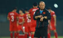 HLV Park: 'Việt Nam không định tránh đối thủ nào'