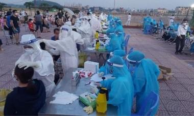 Điểm tin: Hơn 6.000 ca nhiễm, TP HCM vượt Bắc Giang