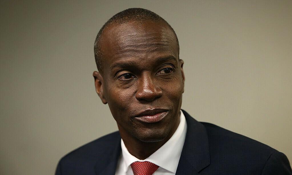 Tổng thống Haiti bị ám sát