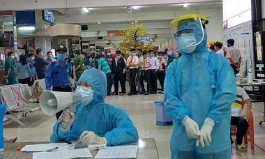 Điểm tin: Thêm hơn 1.200 ca, TP HCM đổi chiến lược chống dịch