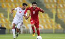 Bảng của Việt Nam không đá sân trung lập