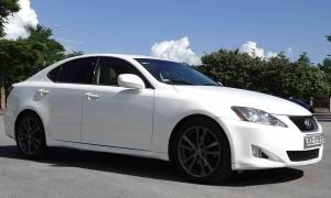Lexus IS250 cũ giá hơn 500 triệu đồng - chất thể thao hiếm hoi