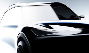 Smart Crossover Concept chạy điện lộ diện