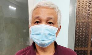 Tung tin giả 'tự thiêu vì bức xúc cách chống dịch Covid-19'