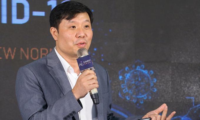 GS Vũ Hà Văn: 'Chỉ 30% cử nhân CNTT có thể làm việc liên quan AI'