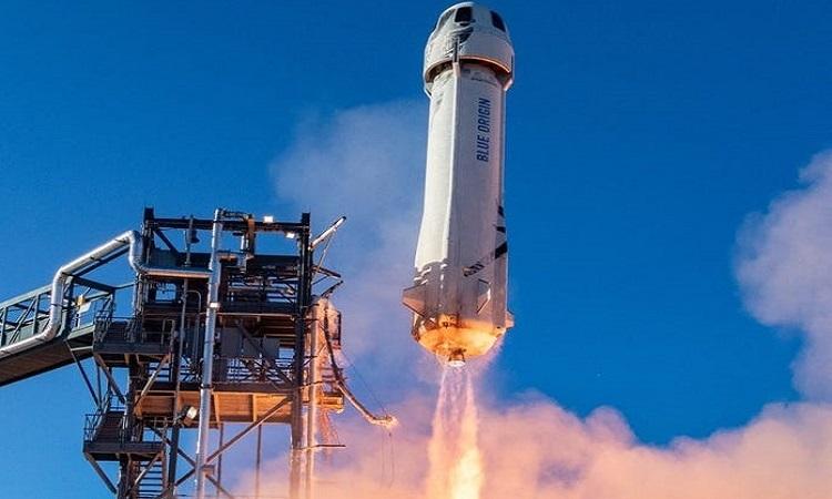 Lý do phía sau hình dáng đặc biệt của tàu Blue Origin
