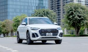 Q5 2021 – mẫu xe hài hòa nhất của Audi