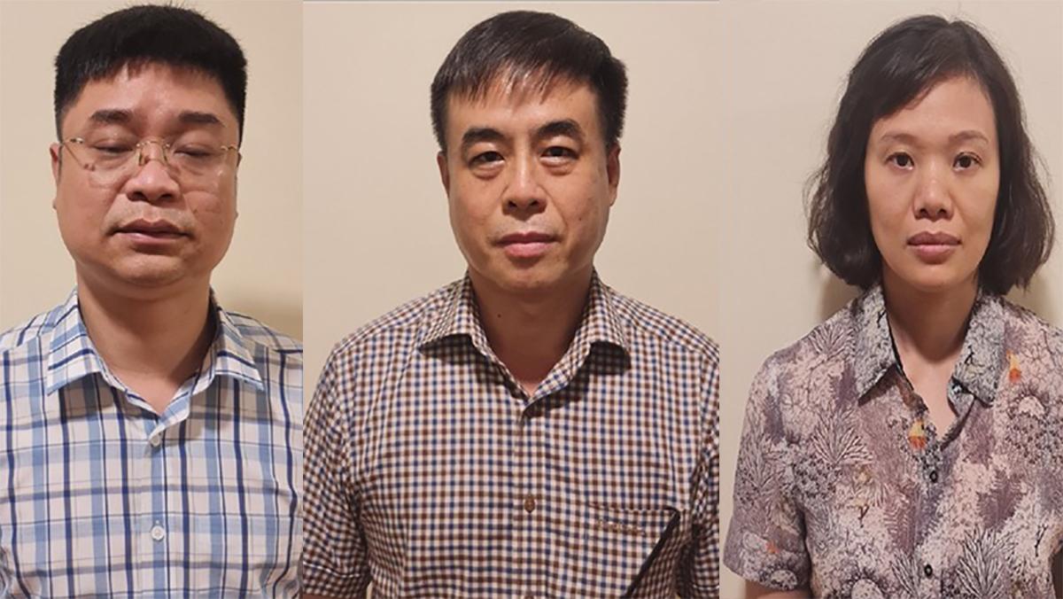 Ba cán bộ thị trường bị khởi tố trong vụ sản xuất sách giáo khoa giả