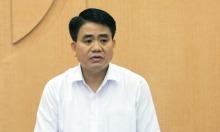 Ông Nguyễn Đức Chung bị khởi tố trong vụ án Nhật Cường