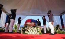Súng nổ gần lễ tang Tổng thống Haiti