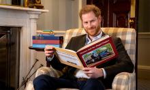 Harry định ra hồi ký sau khi Nữ hoàng qua đời