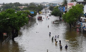 Biến đổi khí hậu 'tấn công'Ấn Độ