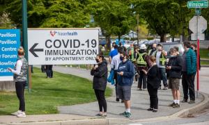 Chiến lược hình chóp ngược giúp Canada ứng phó Covid-19