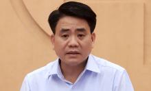 Ông Nguyễn Đức Chung bị đề nghị truy tố do can thiệp đấu thầu