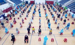 Phú Yên đưa hơn 340 người ở TP HCM về quê