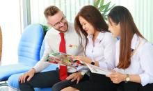 Trải nghiệm học tiếng Anh tại Đại học Quốc tế Sài Gòn