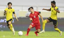Công Phượng nghỉ trận đấu Saudi Arabia