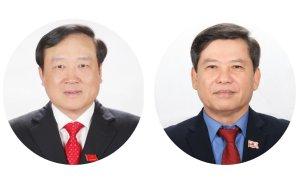 Hai lãnh đạo ngành Tòa án, Kiểm sát