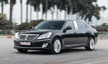 Hyundai Equus 2010 - limousine hạng sang giá khoảng 1,4 tỷ đồng