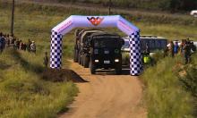 Israel lần đầu tham gia đua xe tải tại Army Games 2021