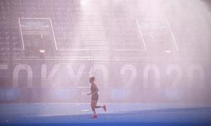Hiệu ứng đảo nhiệt đe dọa vận động viên Olympic Tokyo
