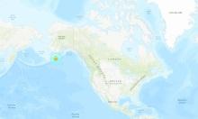 Động đất 8,2 độ, Mỹ cảnh báo sóng thần