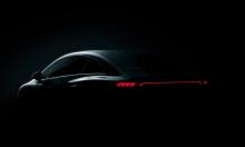 Mercedes EQE - bản chạy điện của E-class lộ diện