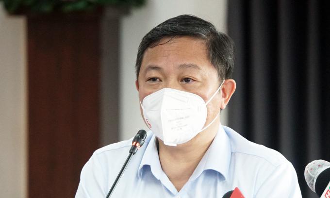 Phó chủ tịch TP HCM: Chưa tiêm vaccine Sinopharm
