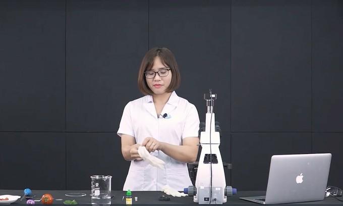 Phương pháp học môn Khoa học tự nhiên lớp 6