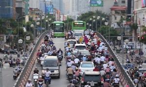 Hà Nội dự kiến kiểm tra khí thải 5.000 xe máy cũ