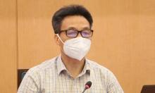 Phó thủ tướng yêu cầu Hà Nội 'giãn cách triệt để'