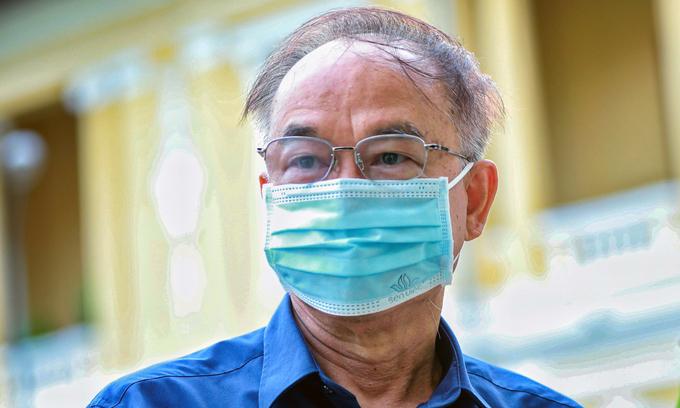 Hai cựu Phó chủ tịch UBND TP HCM bị đề nghị kỷ luật