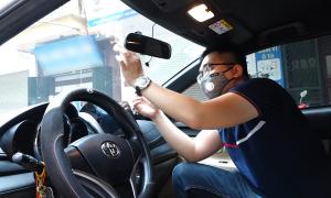 Hướng dẫn tự lắp camera hành trình ôtô