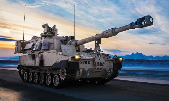 Mỹ duyệt bán pháo tự hành cho Đài Loan