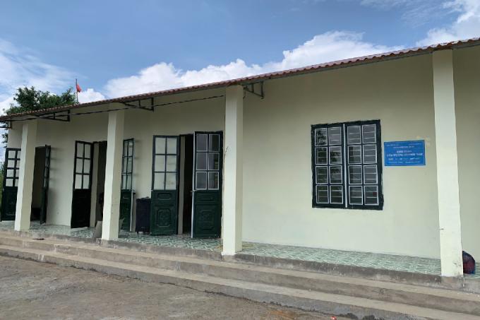 Thêm một ngôi trường mới cho trẻ em vùng cao Lào Cai
