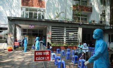 Điểm tin: Thêm 10 ca tại Hà Nội, 99,9% bệnh nhân Bắc Giang đã khỏi