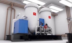 Oxy y tế được sản xuất, vận chuyển như thế nào?