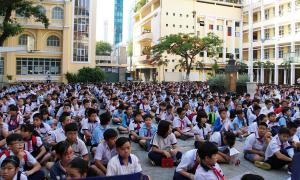 Hơn 1.500 học sinh toàn điểm 10 xét tuyển vào lớp 6 trường chuyên