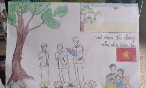 'Vì một Việt Nam tất thắng' công bố giải thưởng tuần 2