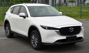 Mazda CX-5 bản nâng cấp xuất hiện trước khi ra mắt