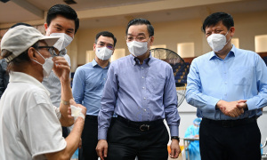 Bộ trưởng Y tế: Đảm bảo vaccine cho chiến dịch tiêm mũi 1 ở Hà Nội