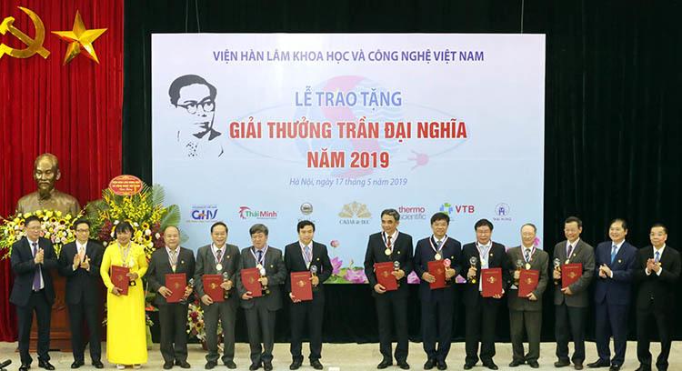 Phát động giải thưởng Trần Đại Nghĩa năm 2022